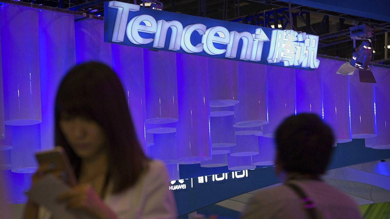 Tencent veut devenir un géant du divertissement, tout en laissant ses concurrents se battre entre eux.