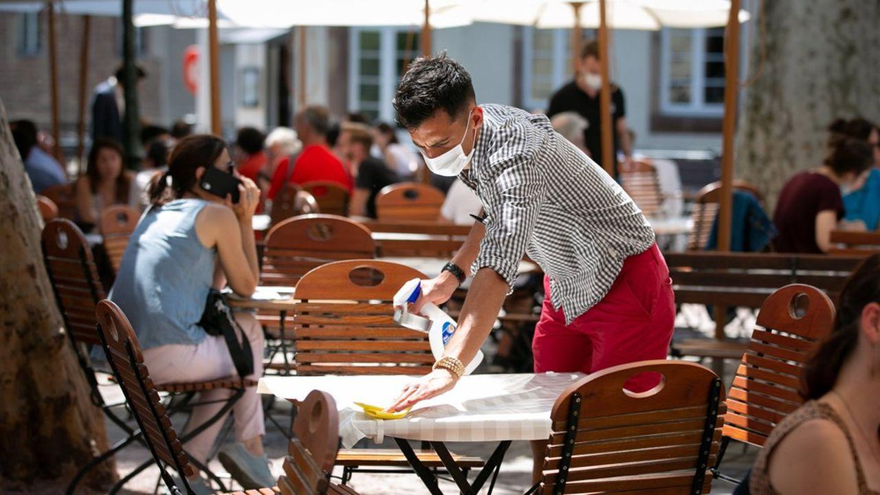 Plus qu'ailleurs, les PME et TPE alsaciennes ont vécu un confinement sévère.
