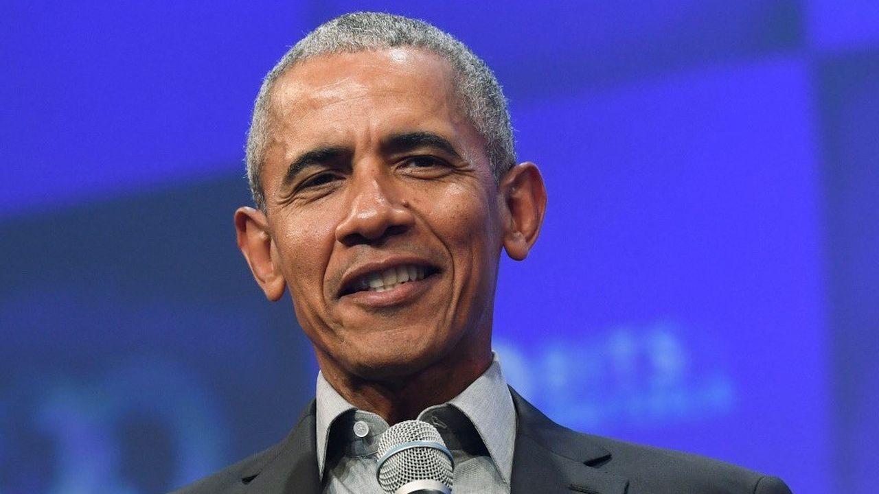Obama aide à lever 11 millions de dollars pour la campagne Biden