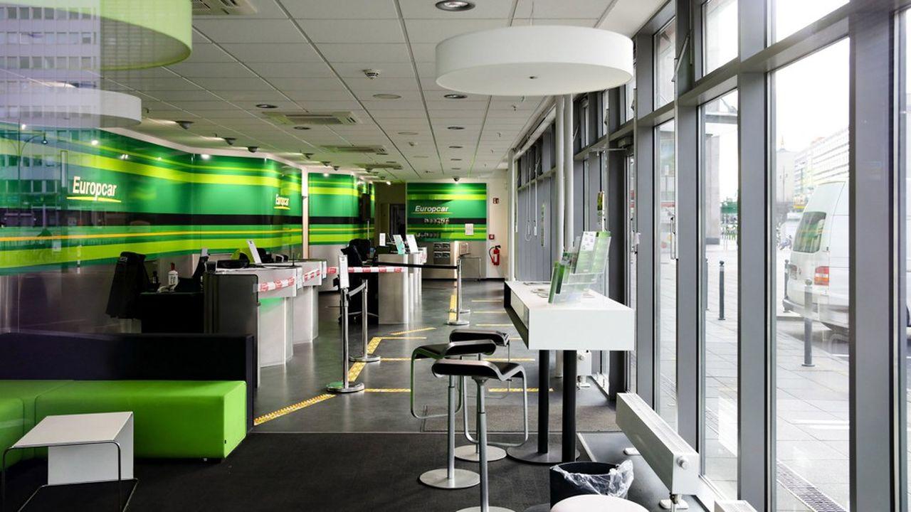 En manque d'oxygène, Europcar a décroché début mai une série de financements à hauteur de 300millions d'euros.