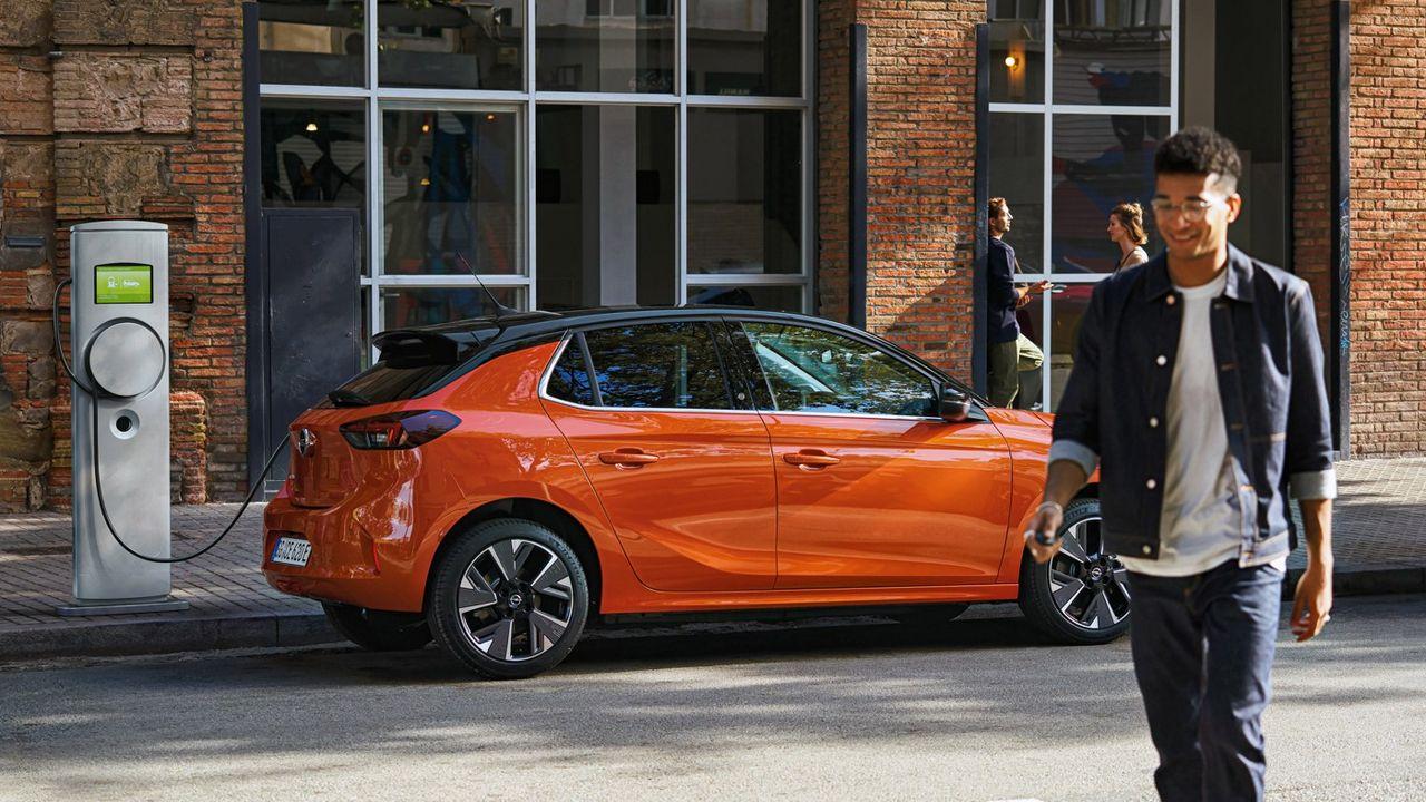 L'Opel Corsa-e