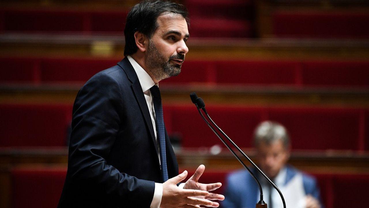 Laurent Saint-Martin, le rapporteur général du Budget (LREM), a fait voter un amendement étendant le dispositif de primes défiscalisées pour les soignants aux personnels des Ehpad privés.