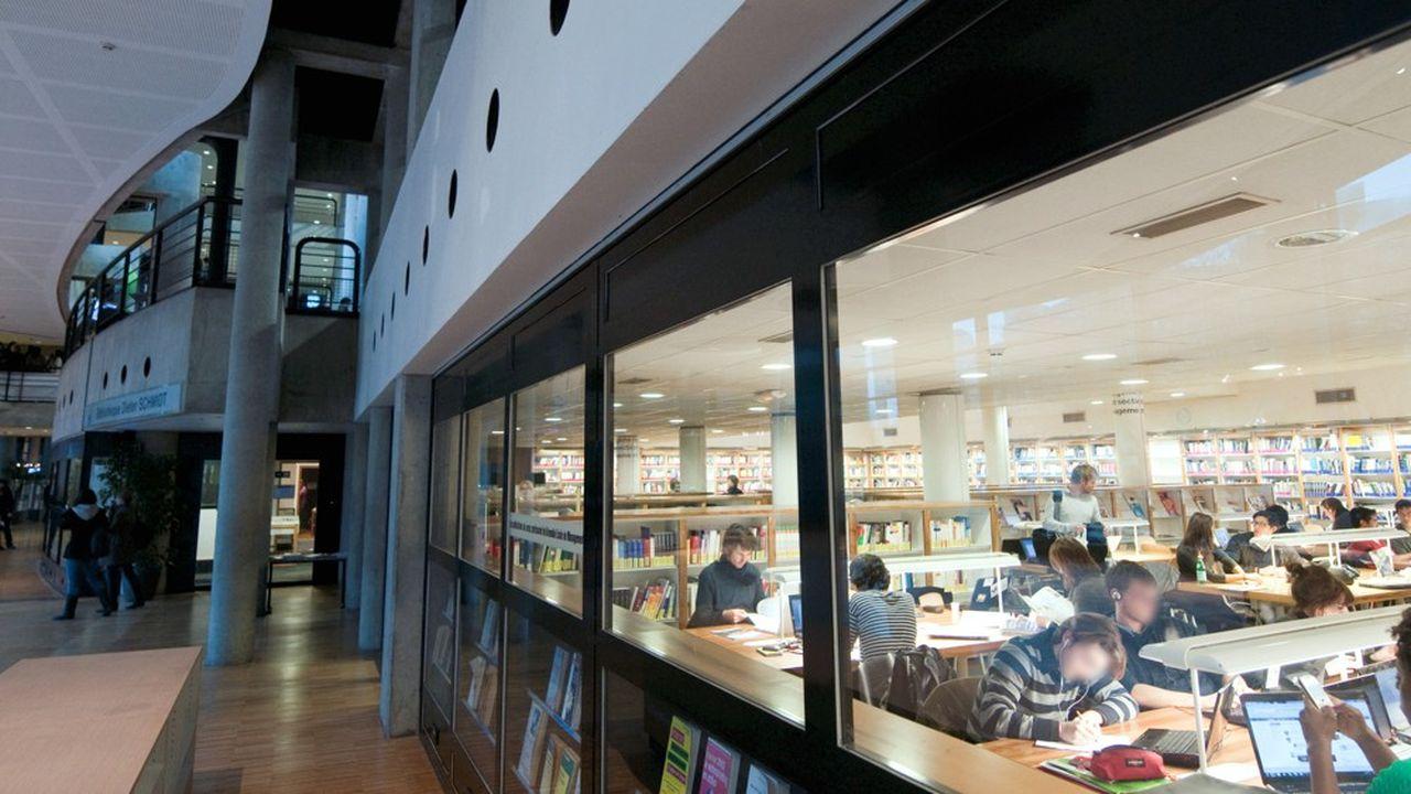 A Grenoble Ecole de management, l'enseignement se fera à 100% à distance à la rentrée.