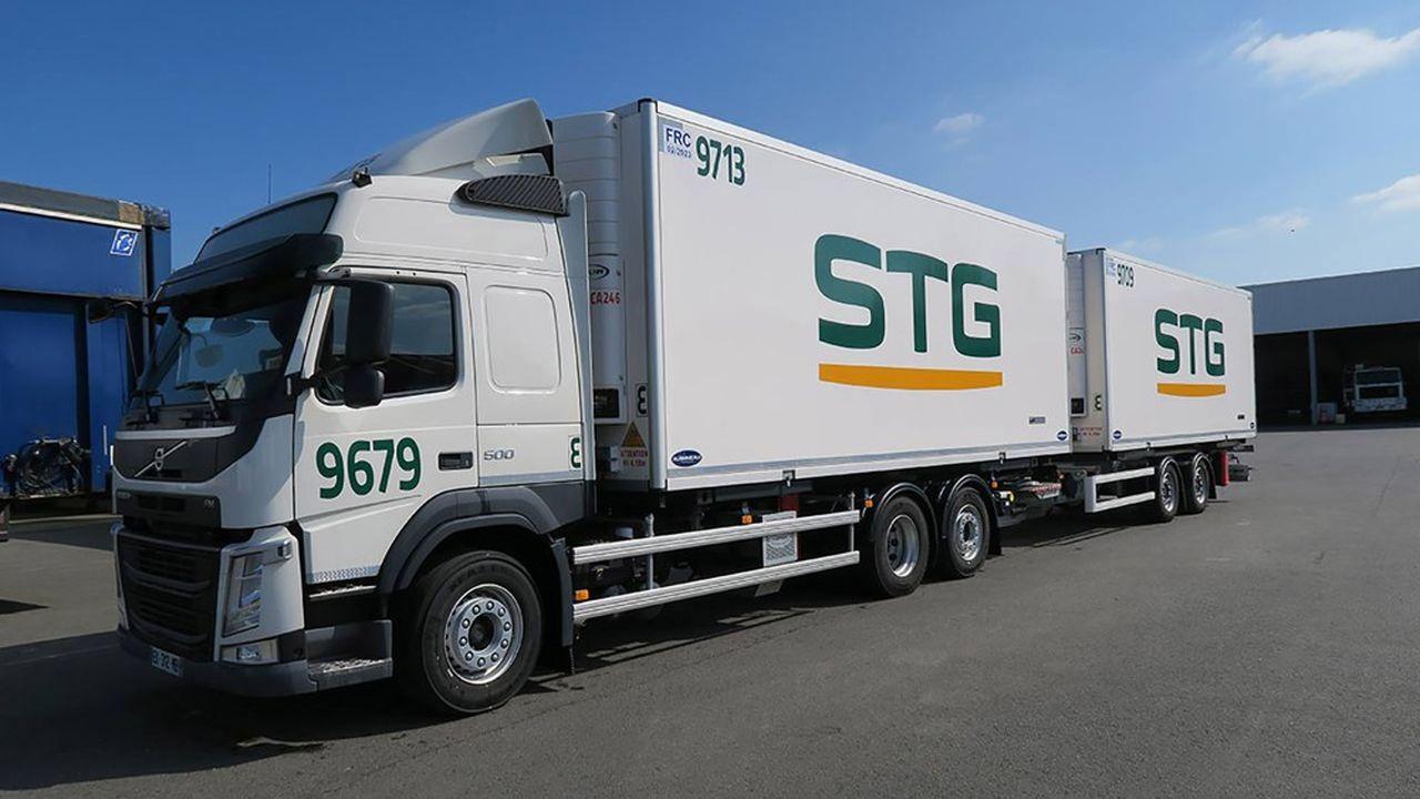 Comme son principal concurrent, le transporteur breton STG n'a pas pu augmenter ses prix, malgré une forte augmentation de ses coûts.