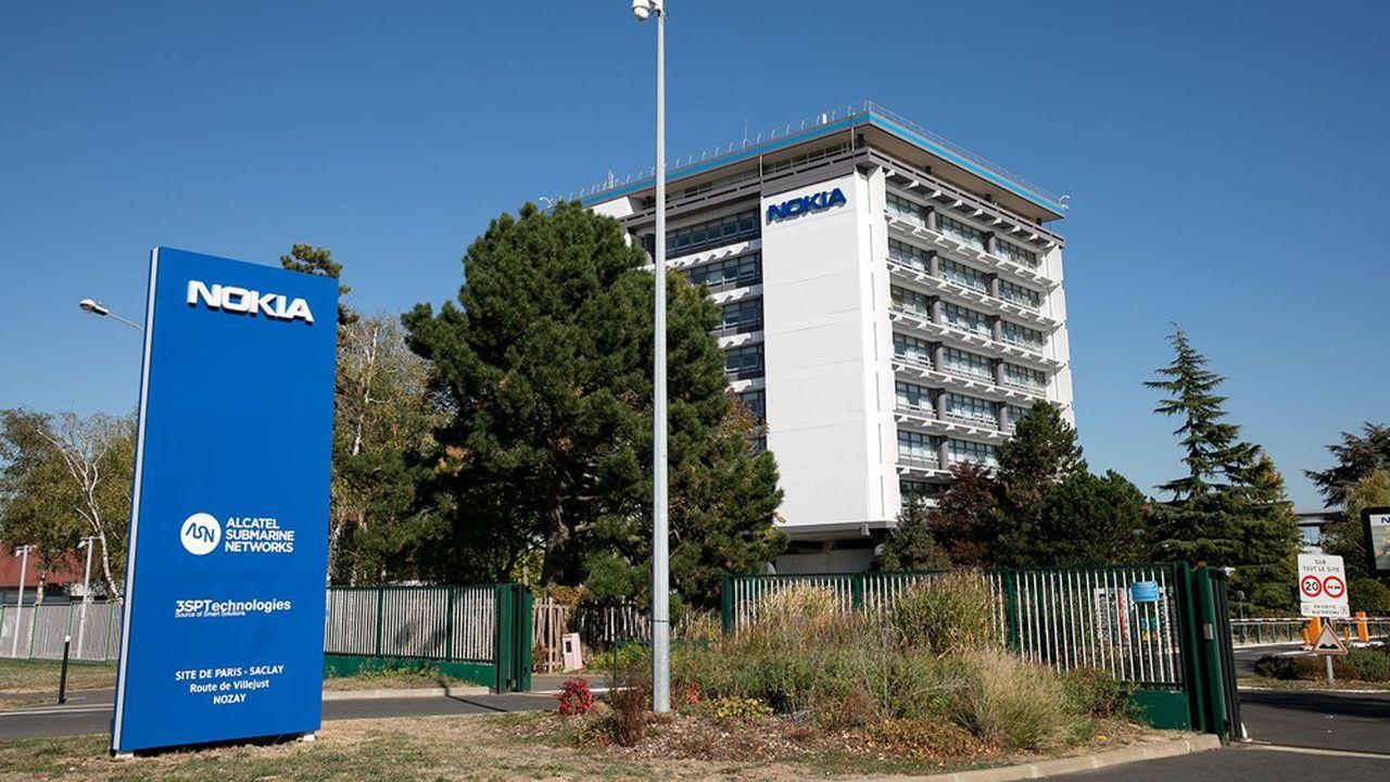 Le site essonnien de Nokia développe des partenariats avec plusieurs acteurs de Paris-Saclay.