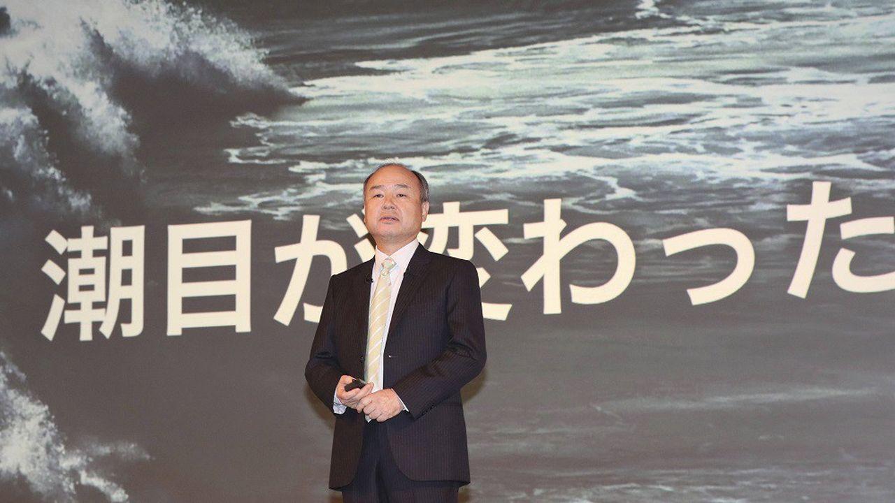 Masayoshi Son, directeur général et fondateur du groupe japonais Softbank, quitte le conseil d'administration d'Alibaba.