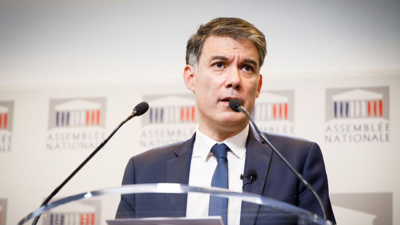 Olivier Faure est le secrétaire général du PS.