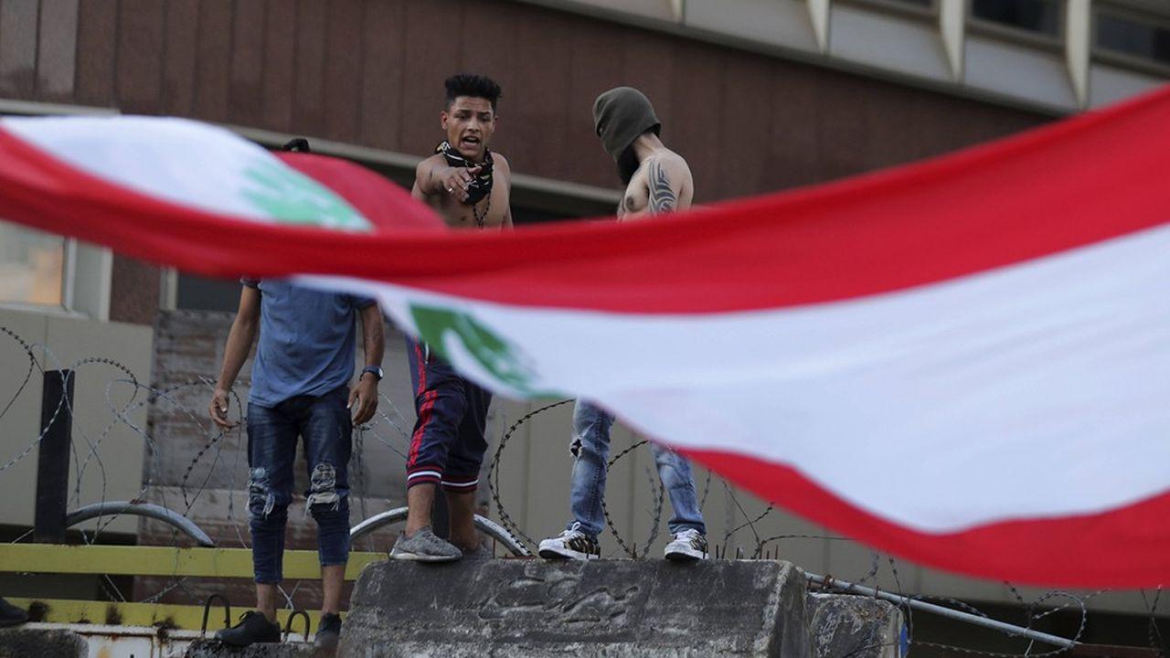 Les manifestations populaires ont repris jeudi au Liban pour dénoncer les ravages de la crise et l'inaction du gouvernement. Ce type de rassemblements s'est souvent soldé par de violentes émeutes par le passé.