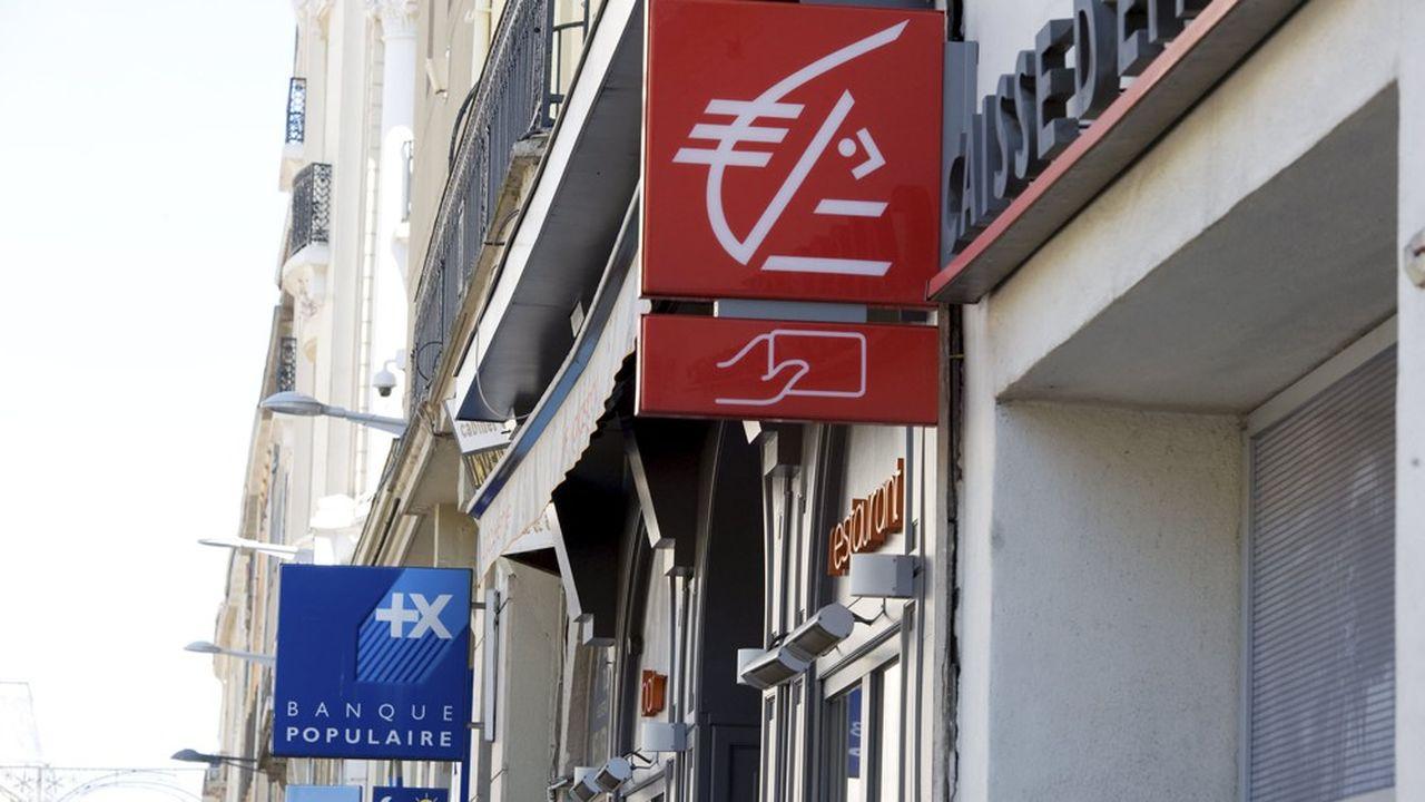 Le secteur bancaire employait 360.000 personnes à fin 2019, selon l'association française des banques (AFB).