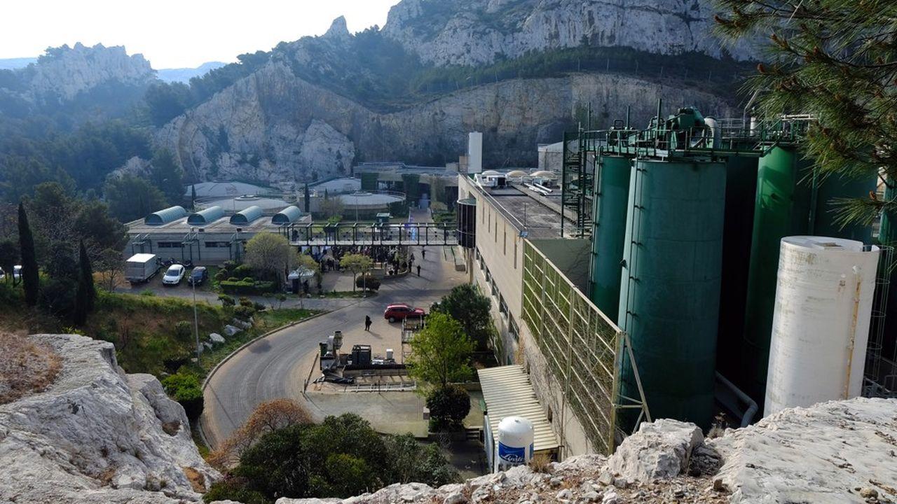 La plus grande usine de production française de biométhane est située près de Marseille. Outre le transport, la production de gaz «vert» sert aussi au chauffage des logements.