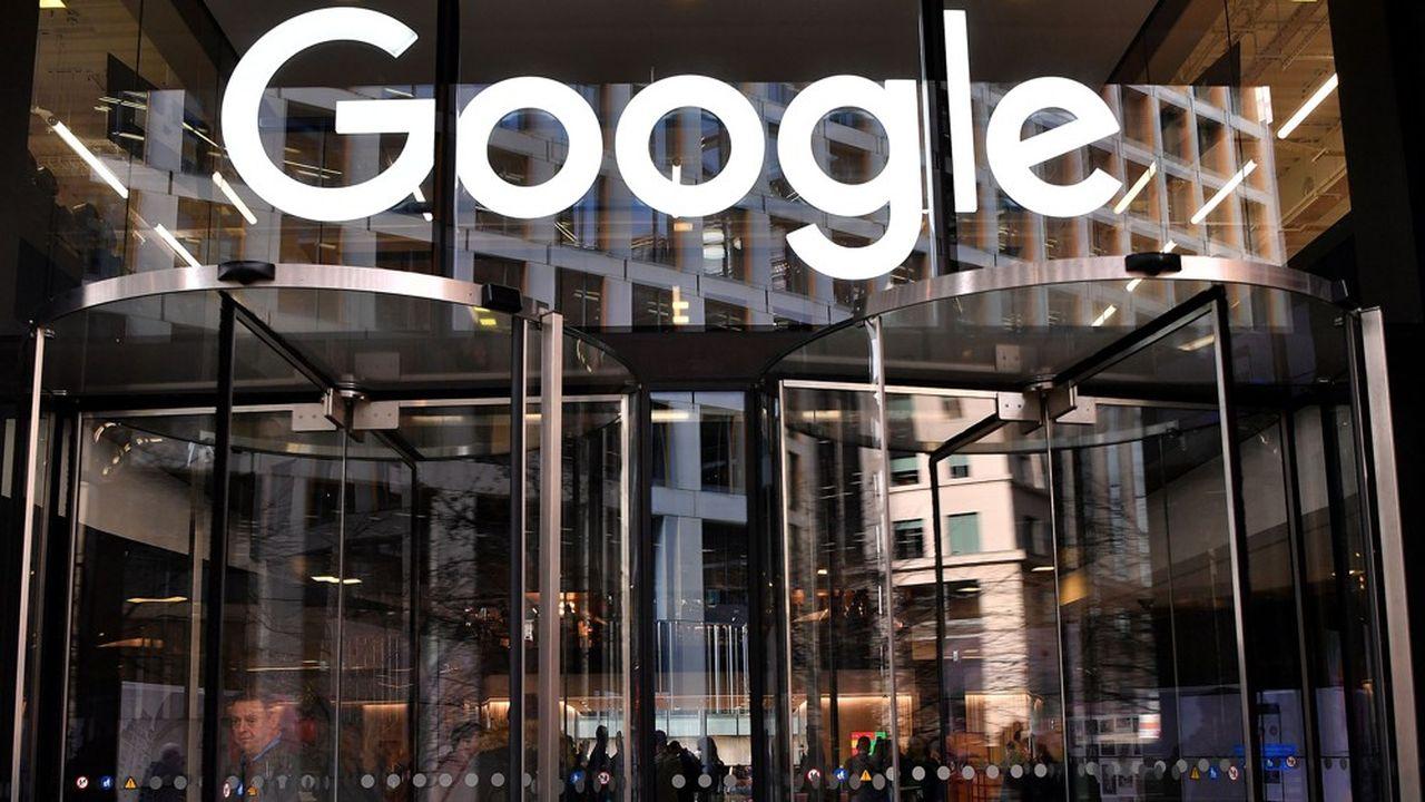 Google est le leader de la publicité en ligne aux Etats-Unis.