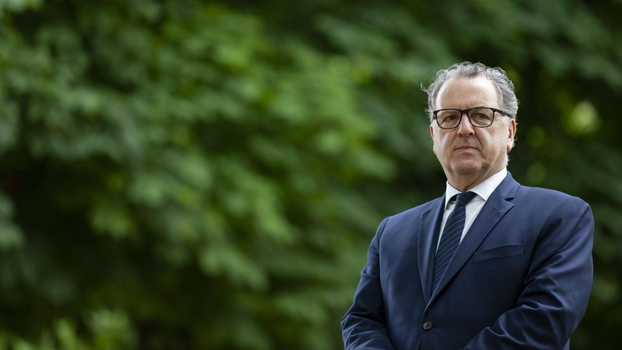 Richard Ferrand, président de l'Assemblée nationale, souhaite dessiner une «France à la carte».