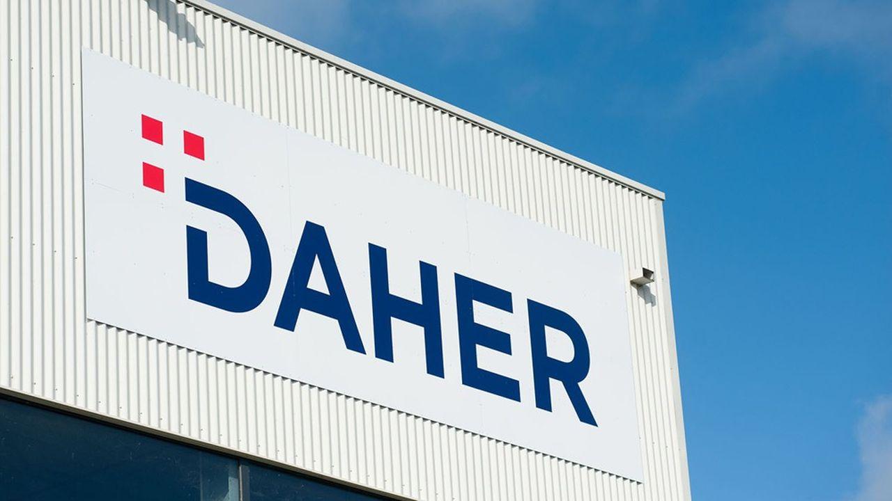 Le groupe familial Daher, qui a fêté son 157e anniversaire, est l'un des principaux sous-traitants d'Airbus, ainsi que le fabricant des avions d'affaires TBM.