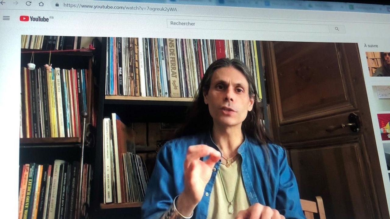 Figure de proue de la décroissance, Aurélien Barrau comptabilise 155.000 abonnés sur sa chaîne YouTube