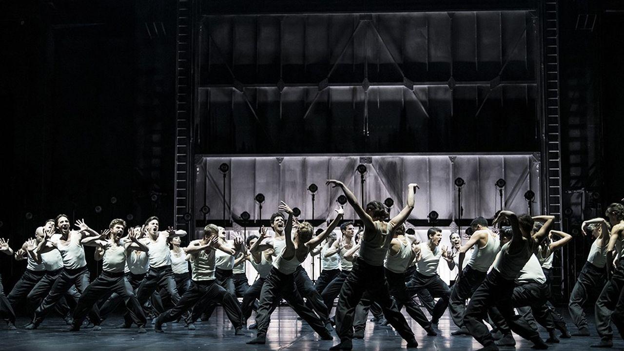 Body and Soul (Crystal Pite), Ballet de l'Opéra national de Paris