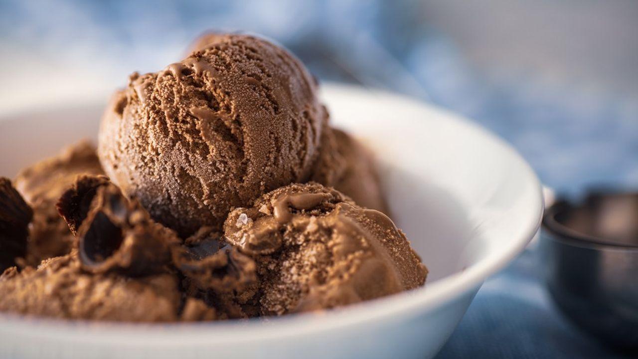 Les meilleures glaces au chocolat