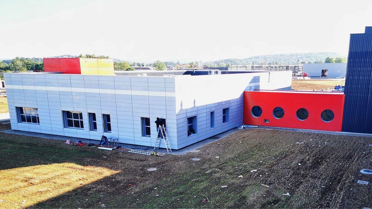 Ancoris a épaulé le groupe coopératif régional Fipso, spécialiste de l'élevage et la transformation de viande de porc, pour son implantation à Brive-la-Gaillarde.
