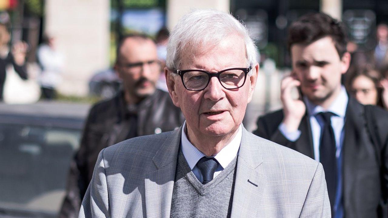 Guy Malandain, Maire de Trappes.