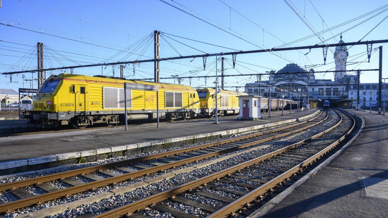 «Chaque emploi créé dans le fret ferroviaire crée trois emplois au niveau de la filière et plus encore en temps de crise»