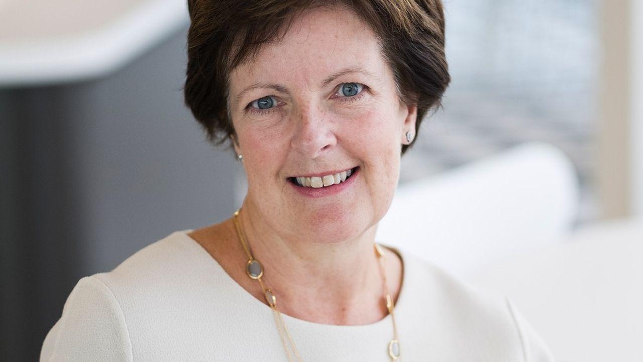 Jill Ader, présidente d'Egon Zehnder