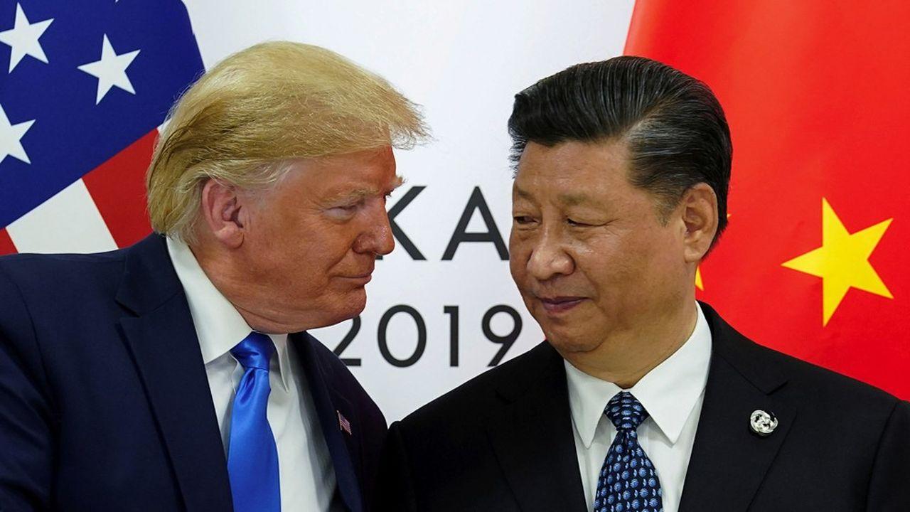 L'idée d'une réélection de Donald Trump en novembre prochain ne serait pas forcément pour déplaire aux caciques du régime communiste chinois.