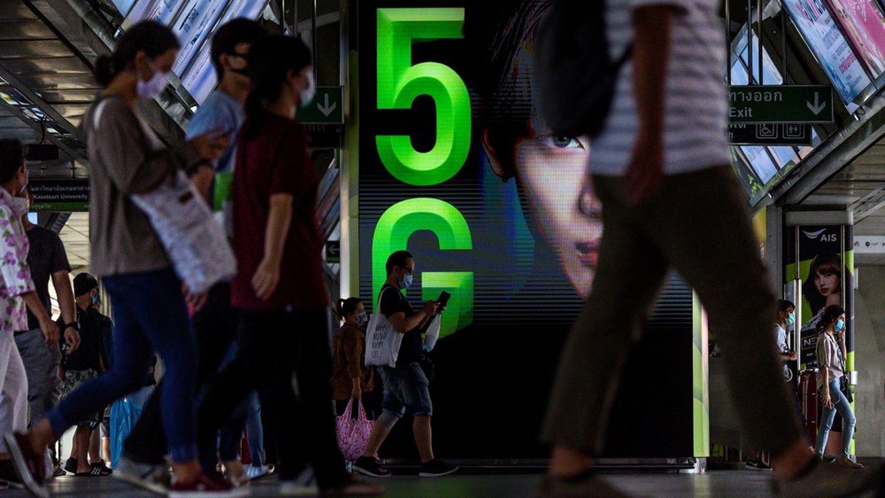Les fréquences 5G seront attribuées aux opérateurs français fin septembre