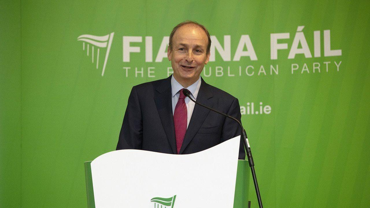 Micheal Martin est le nouveau Premier ministre irlandais.