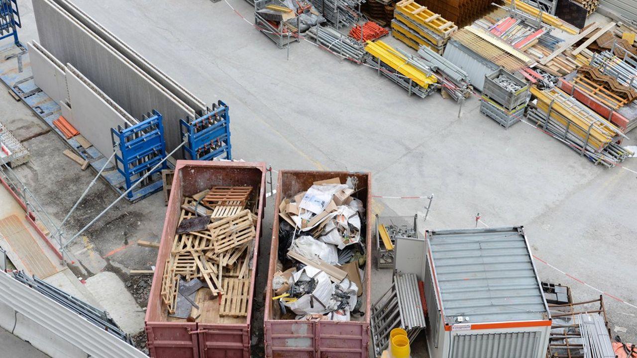 Les PME ont davantage avancé sur la gestion des déchets et l'économie circulaire