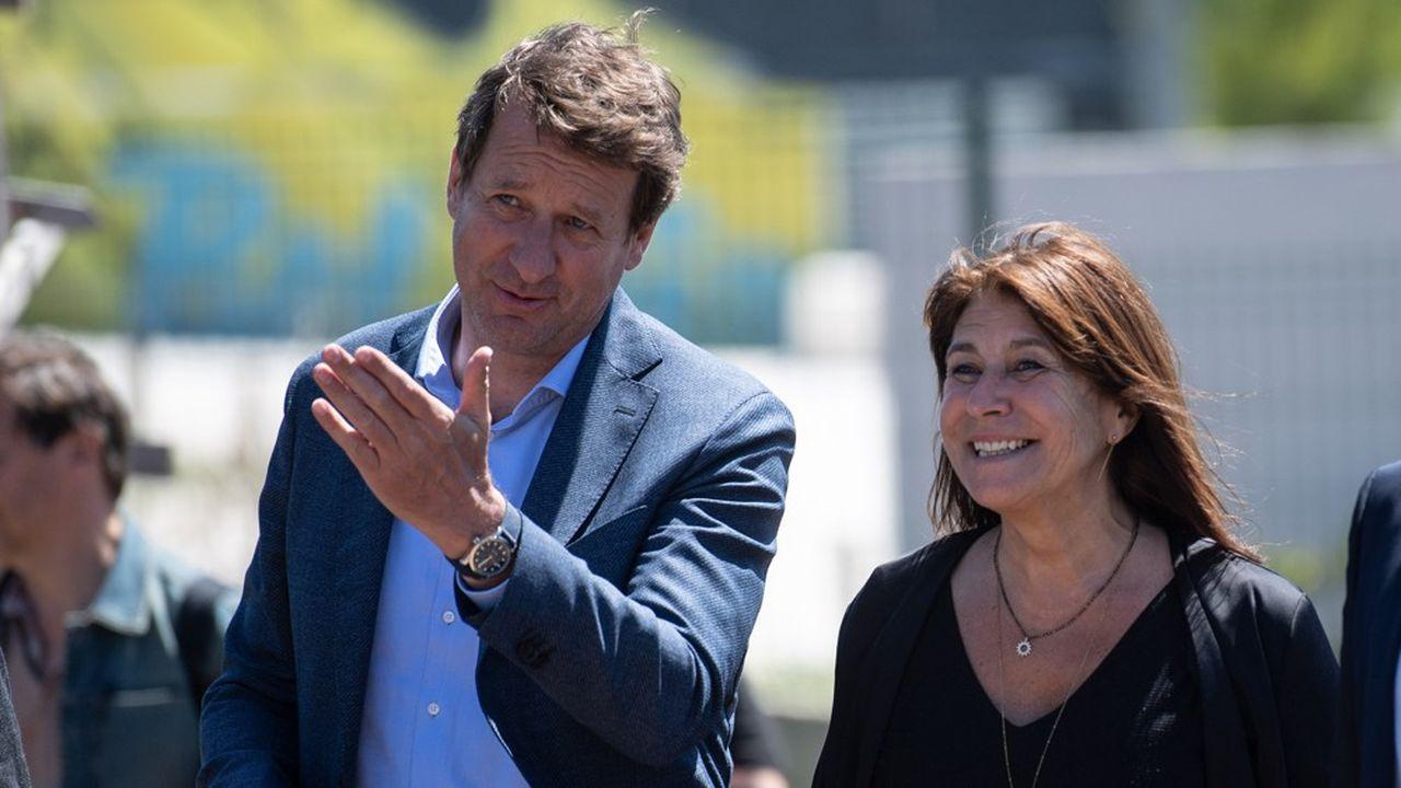 Le 15 juin, Yannick Jadot était venu soutenir Michèle Rubirola, candidate de la gauche à Marseille.