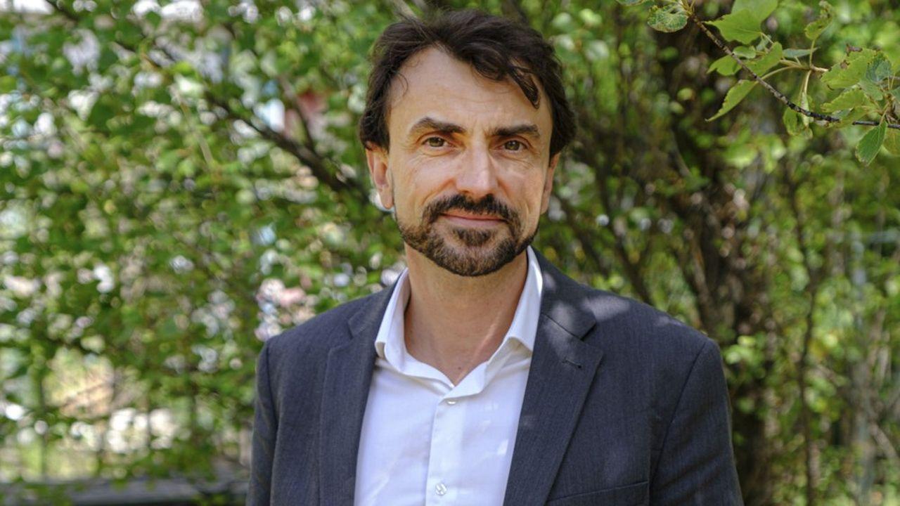 Grégory Doucet, prochain maire EELV de Lyon