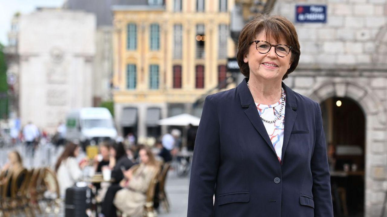 Martine Aubry remporte in extremis la mairie de Lille pour un quatrième mandat.