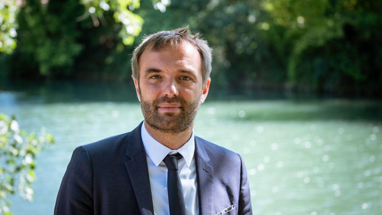 Michael Delafosse, candidat de la gauche (PS et EELV) remporte la mairie de Montpellier,