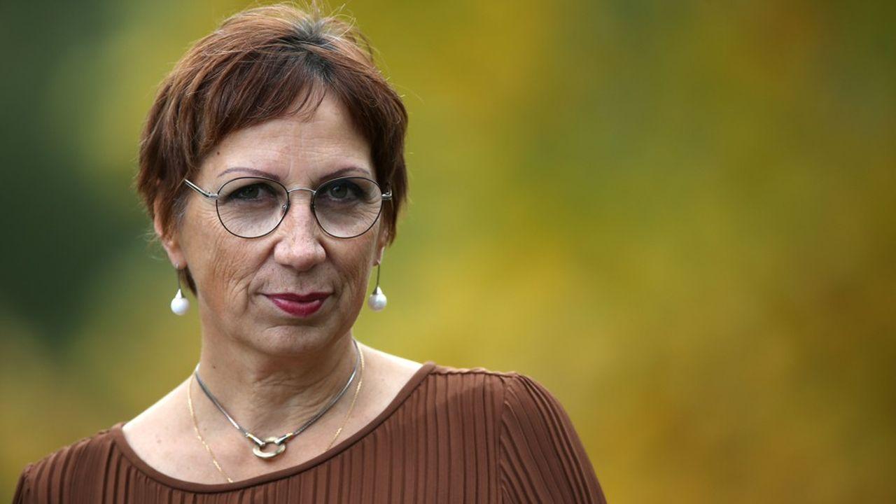 Anne Vignot élue dimanche pourrait marquer son début de mandat en s'opposant au projet d'écoquartier des Vaîtes en coeur de ville du précédent exécutif.