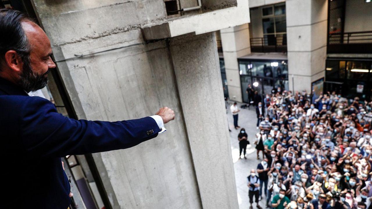 Le Premier ministre Edouard Philippe a été largement réélu ce dimanche soir au Havre avec 58,8 % des voix.