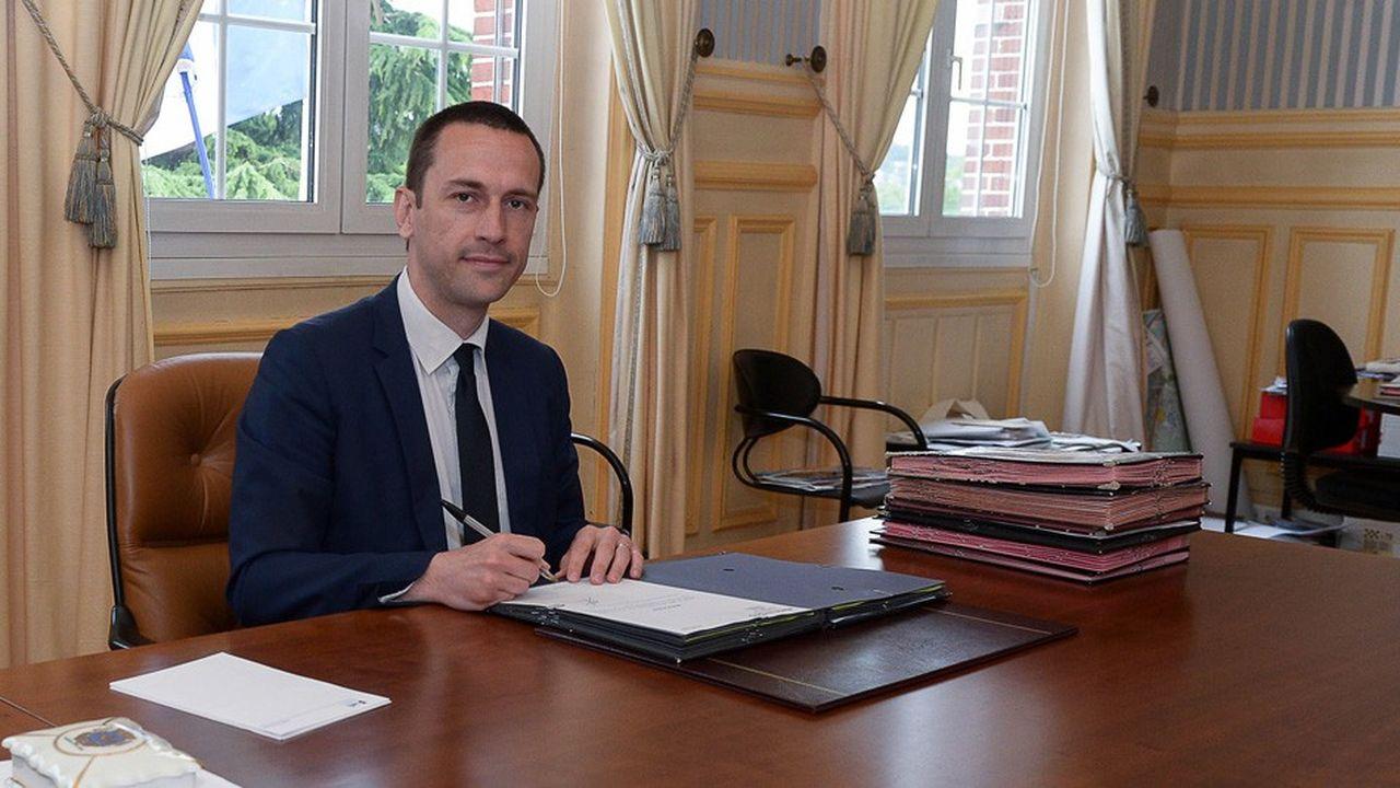 Battu ce dimanche à Mantes-la-Ville, Cyril Nauth était le seul élu Rassemblement national d'Île-de-France.