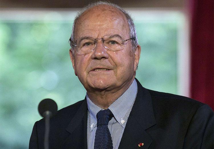 Marc Ladreit de Lacharriere, propriétaire de «La Revue des deux mondes» et ami du couple Fillon.