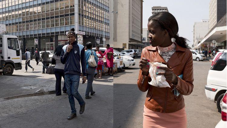 Le Sud-Africain Guy Tillim photographie des rues de capitales africaines affranchies des clichés folkloriques (série «African Cities»).