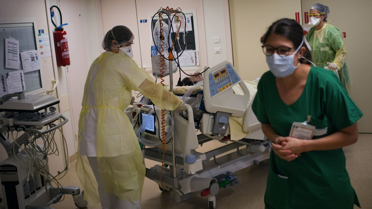Les médecins hospitaliers exigeaient un premier geste de 1.000euros par mois de prime d'engagement de service public.