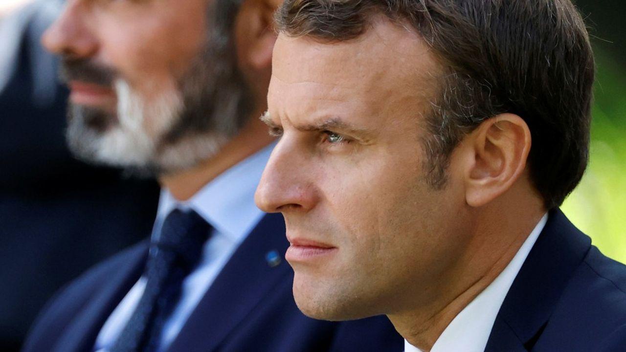 Emmanuel Macron reste sous pression pour incarner la transition climatique, alors que ses annonces ont été critiquées, sans surprise, par les ONG.