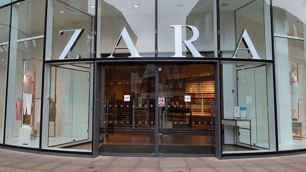 Les difficultés de Zara sur le premier trimestre ont montré le choc encaissé par la mode avec la pandémie.
