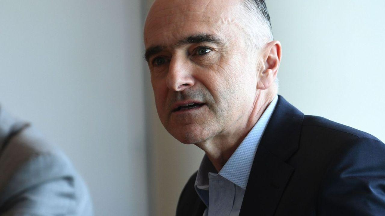 Jean-Pierre Denis est le président du conseil d'administration du Crédit Mutuel Arkéa depuis 2008.