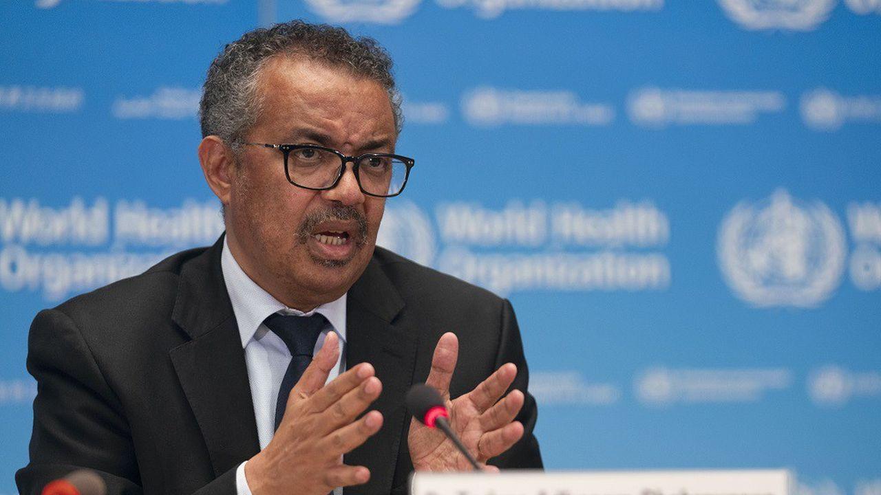 Tedros Adhanom Ghebreyesus a appelé le monde à se mobiliser sans attendre un vaccin.