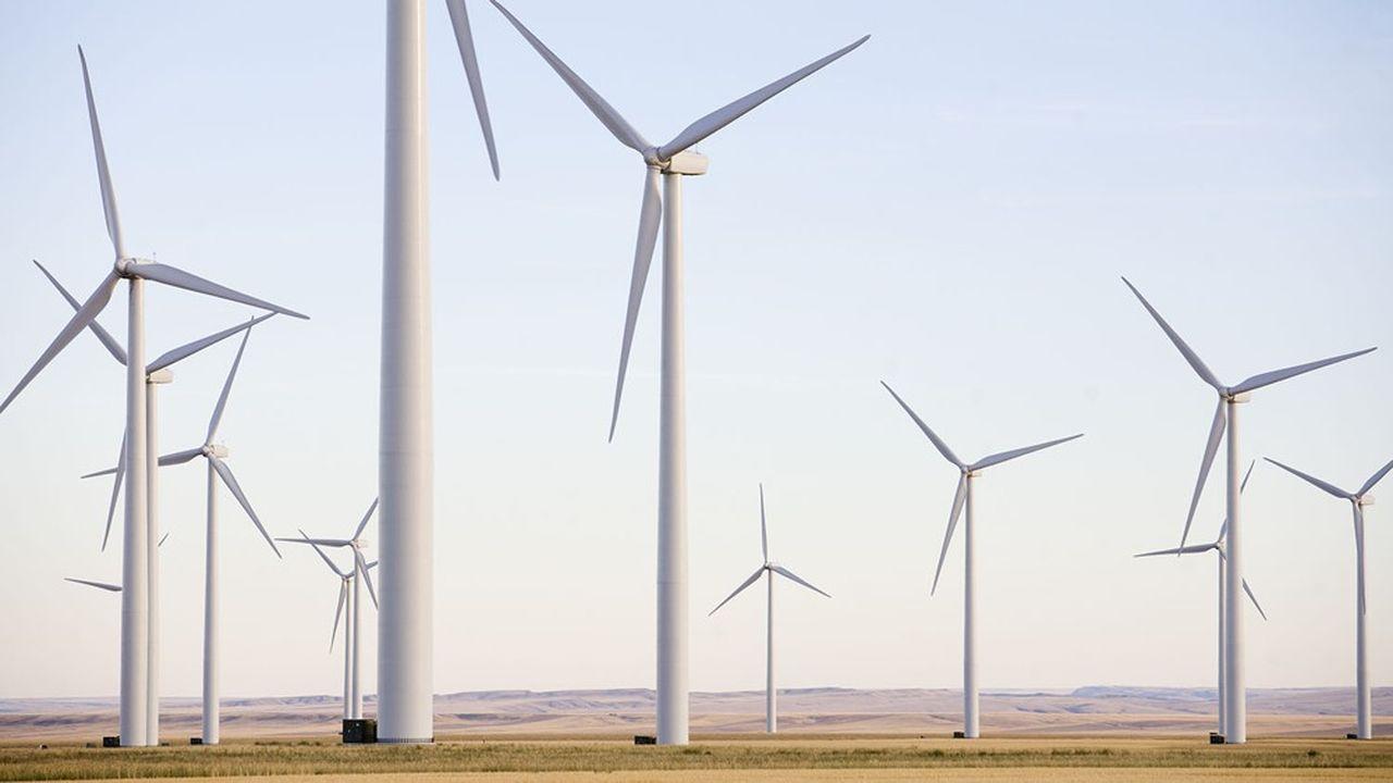 Projets de long terme, les infrastructures d'énergie renouvelable ont bien résisté à la crise.