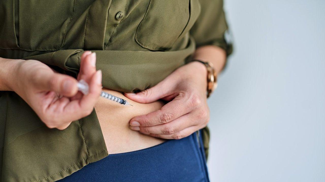 En France, 3,3millions de personnes sont traitées pour le diabète dont 690.000 par insuline.