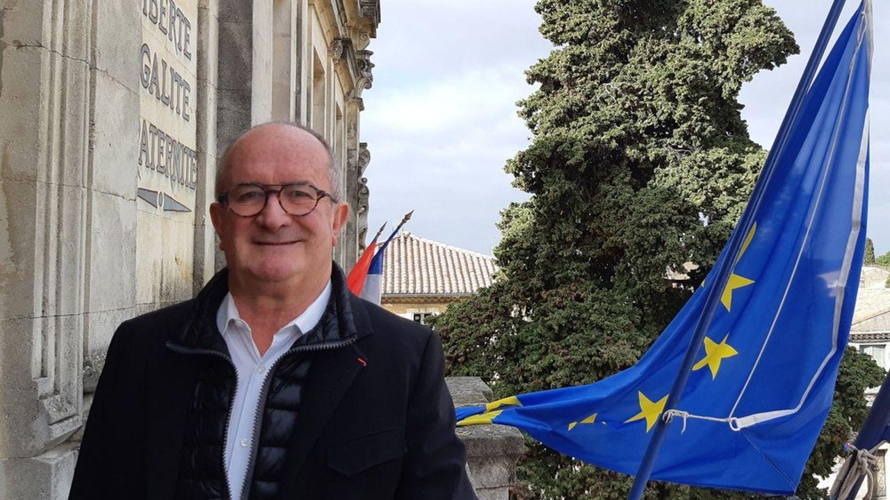 Jean Donat a recueilli 51,58% des suffrages.