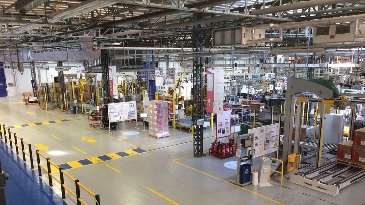 L'usine, filiale du groupe allemand Vaillant, fabrique historiquement des chaudières murales à gaz à condensation, mais aussi des panneaux solaires thermiques et des pompes à chaleur.
