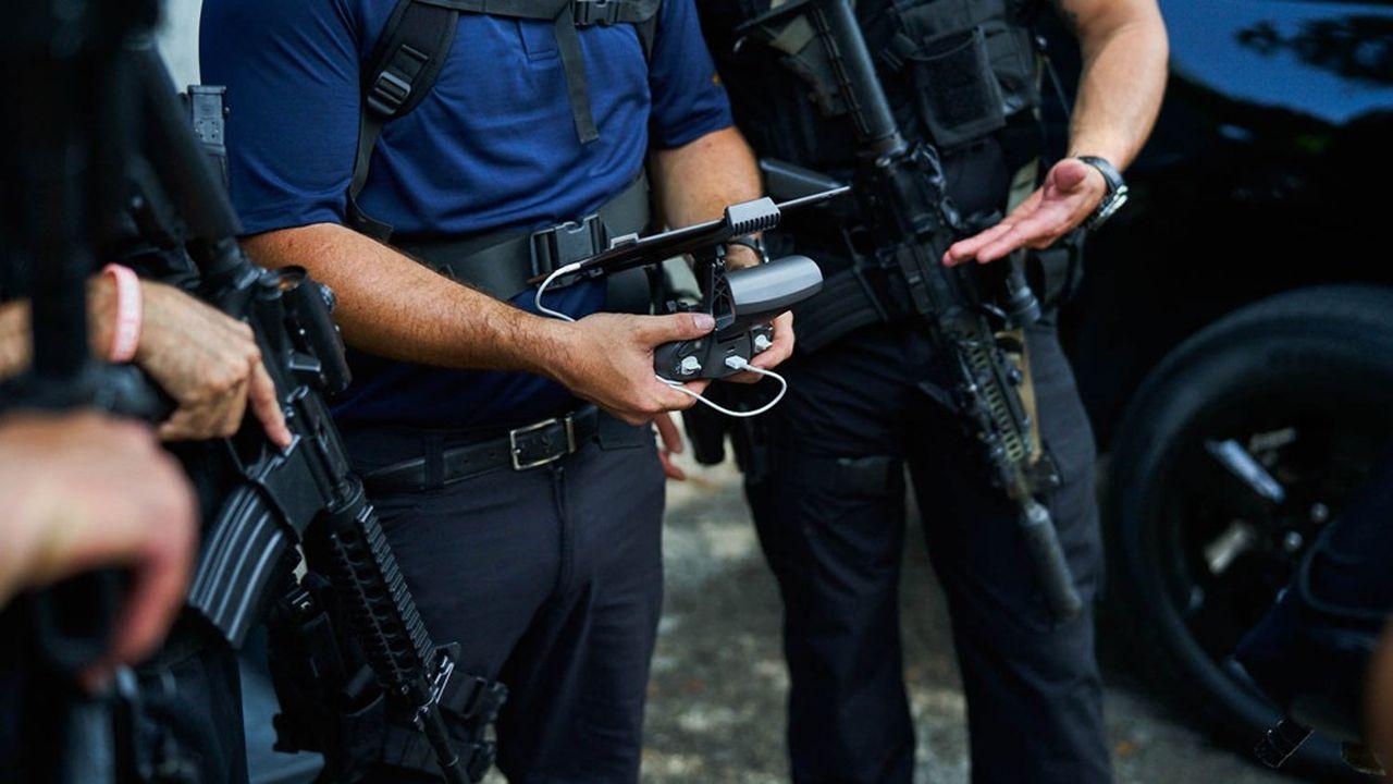Parrot a annoncé la commercialisation d'un modèle de drone baptisé «Anafi USA».