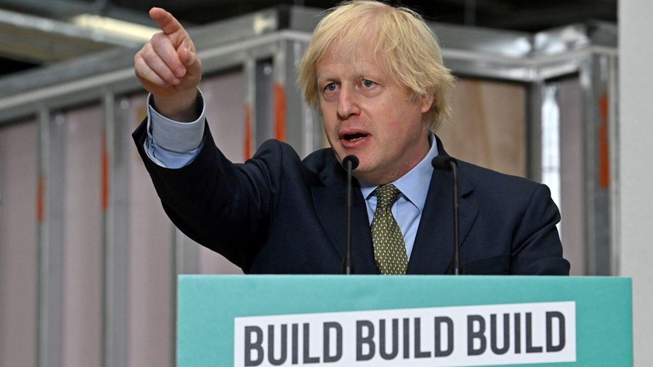 Boris Johnson a secoué la tête pour dire non à un retour à l'austérité que les conservateurs avaient imposée après la dernière crise financière. «Le monde a changé depuis 2008», a-t-il tranché.