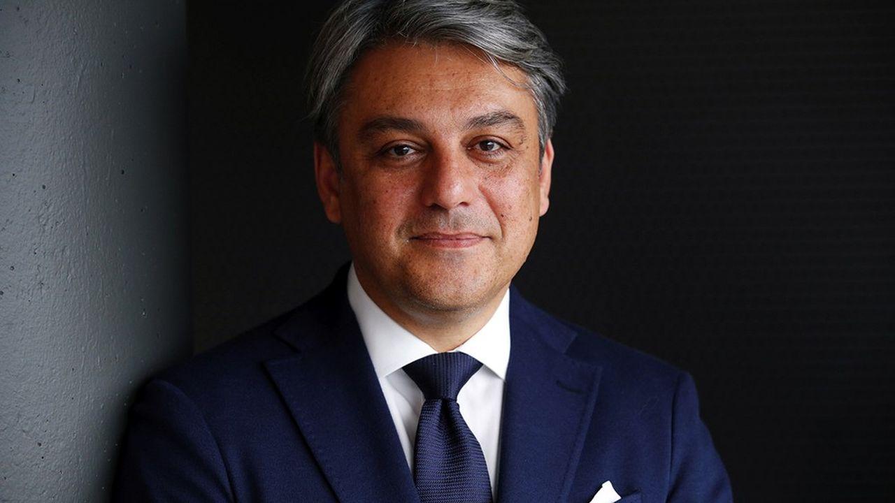 Luca de Meo prendra officiellement ses fonctions chez Renault le 1erjuillet.