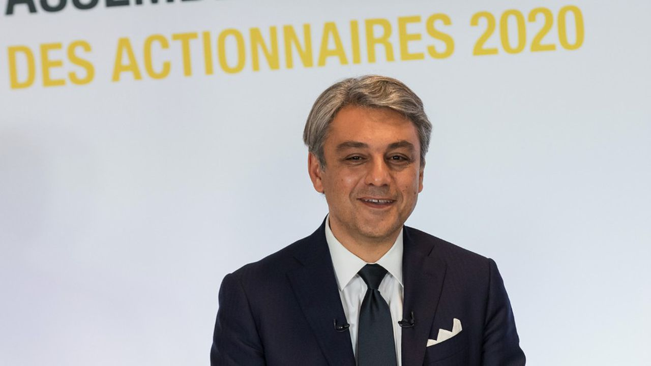 Le nouveau directeur général de Renault, Luca de Meo, présentera son plan stratégique au plus tard début 2021.